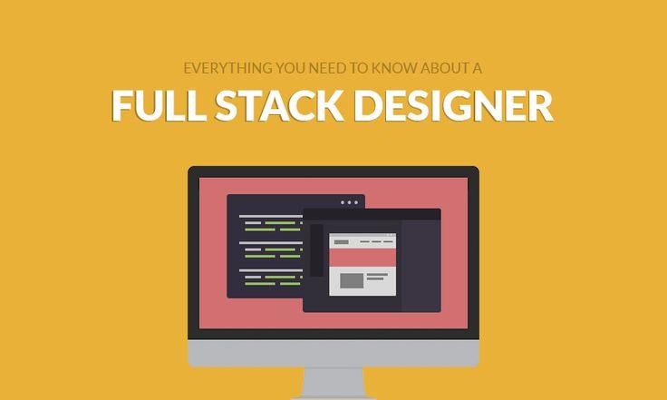full stack designer
