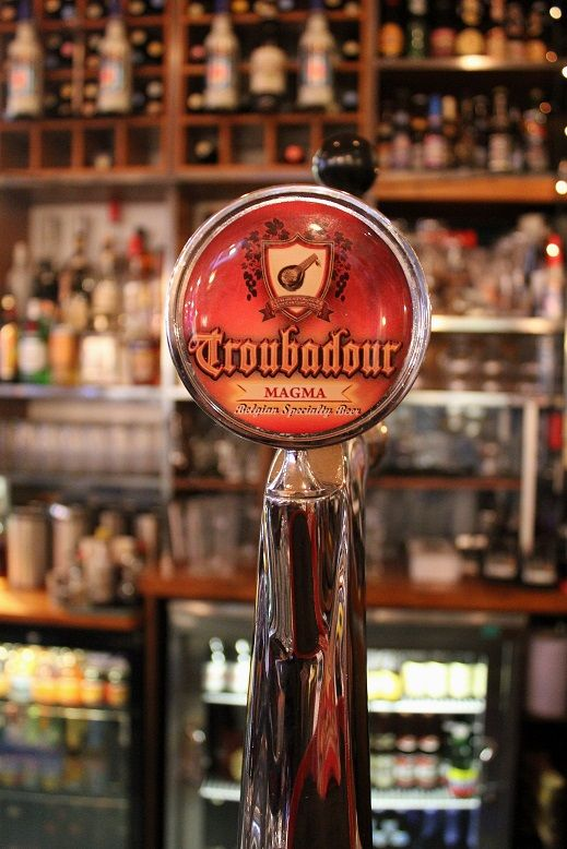 The Musketeers 'Troubadour Magma' [9%] - Lowlander, London.