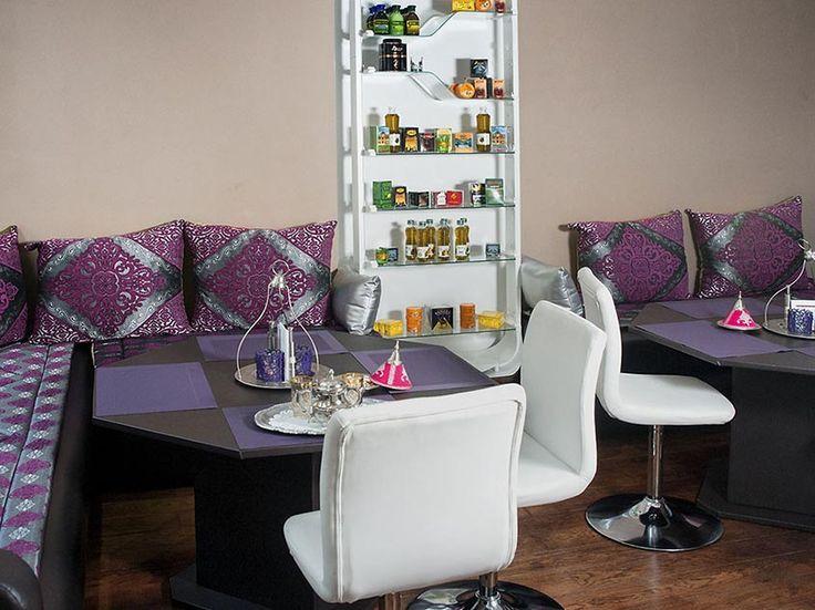 Menthe & Safran Restaurant in Brussels