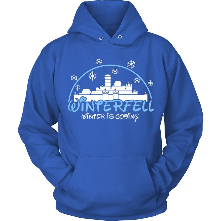 Winterfell Magic Kingdom - Hoodie