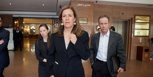 Defiende Zavala estrategia de seguridad de Calderón