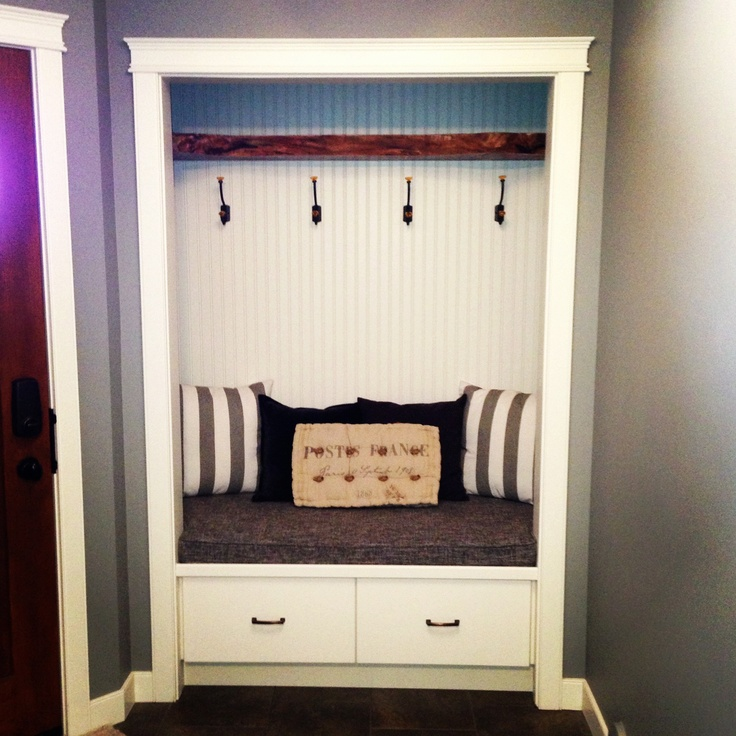 28 Best Images About Entryway Nook Ideas On Pinterest