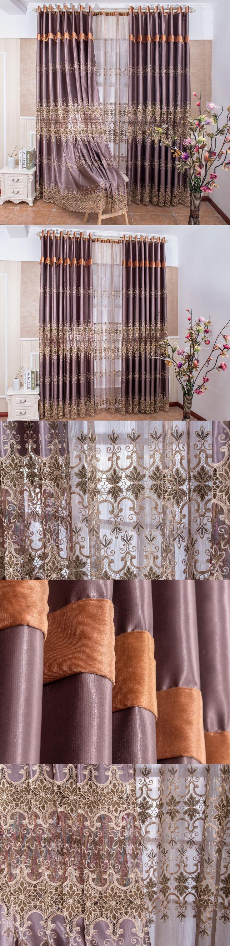 1000 Ideas About Luxury Curtains On Pinterest Silk