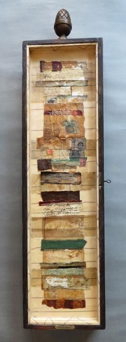 ⌼ Artistic Assemblages ⌼ Mixed Media, Journal, Shadow Box, Small Sculpture Collage Art - Janet Eskridge | Patch-Work