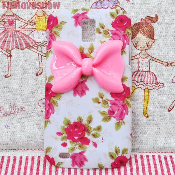 Rosa arco dulce jardín teléfono samsung tapa caja por fulllovesnow, $4,99