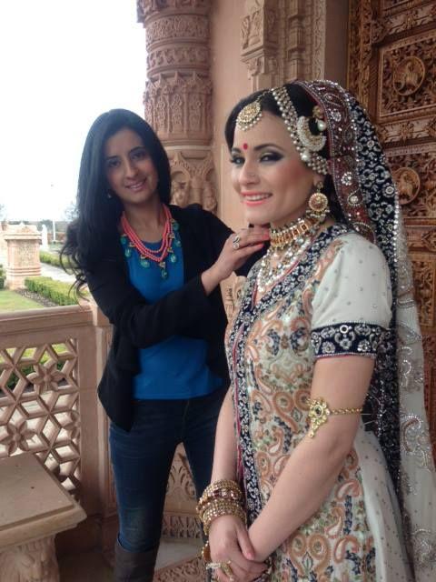 Khush Magazine Cover Shoot:   Bashir Sabar, Vikas Rattu, Shalini Gupta Patel, Mohammed Janjua, Red Dot Jewels, Caterina Lopez, Sonia Ullah and Manni Sahota