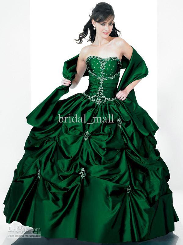 gruene hochzeitskleider ballkleid hochzeit huebsche kleider