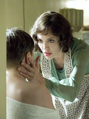 Angelina Jolie in Changeling. I could cut it...