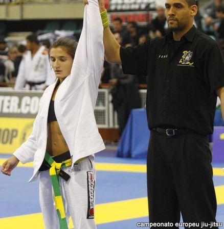 Brazilian Jiu Jitsu training academy