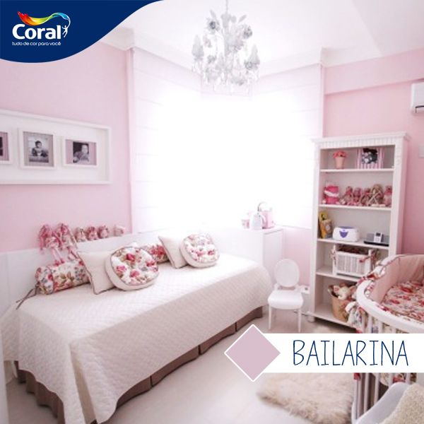 quarto-de-bebe-rosa-bailarina