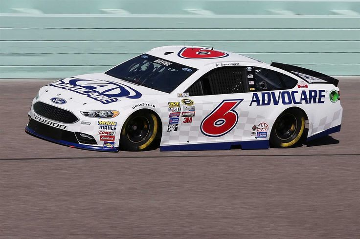 Trevor Bayne will start 20th in the No. 6 Roush Fenway Racing Ford.  Crew Chief: Matt Puccia  Spotter: Roman Pemberton  --  Starting lineup: Ford EcoBoost (Homestead) 400 | Photo Galleries | Nascar.com