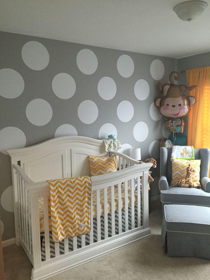 1000 Ideas About Jungle Nursery Themes On Pinterest