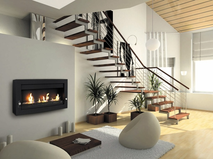 M s de 25 ideas incre bles sobre chimeneas bioetanol en for Arquitectura de interiores a distancia