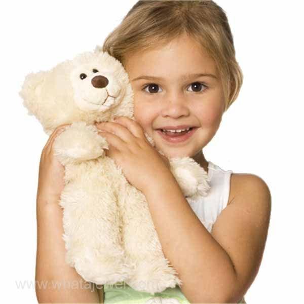 Warm Buddy Little Buddy Bear | Soft, Cozy and Cute Warm-up Bear