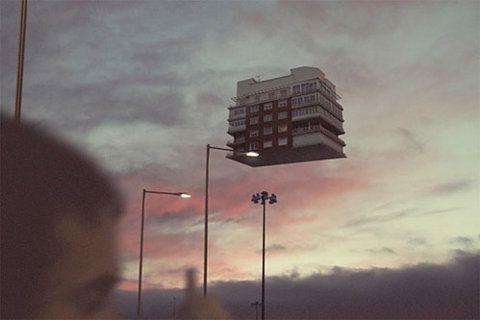 casa voladora