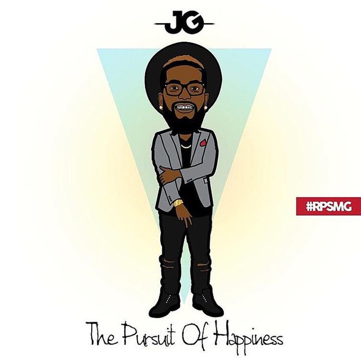6 days until @iamjg87 new album #PursuitofHappiness drops!!!  .  #RPSMG #RedLetter #May3rd