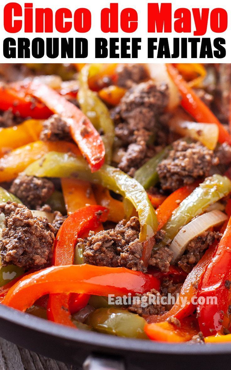 Dinner With Avocado Recipes Dinner Recipes 1 Hour Dinner Recipes Near Me Dinner Recipes Chicken In 2020 Ground Beef Fajitas Recipe Fajita Recipe Beef Fajita Recipe