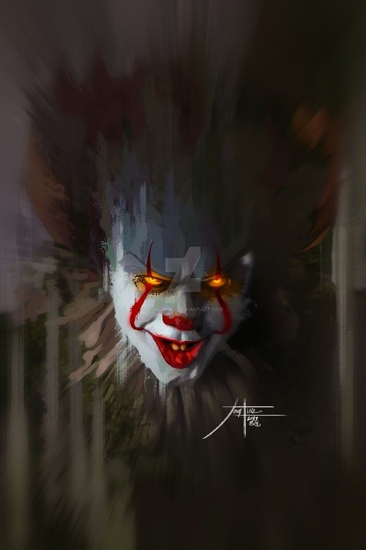 Awesome Pennywise art...