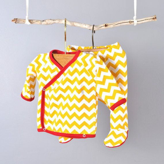 Kimono shirt pattern & footed pants pattern pdf download, newborn