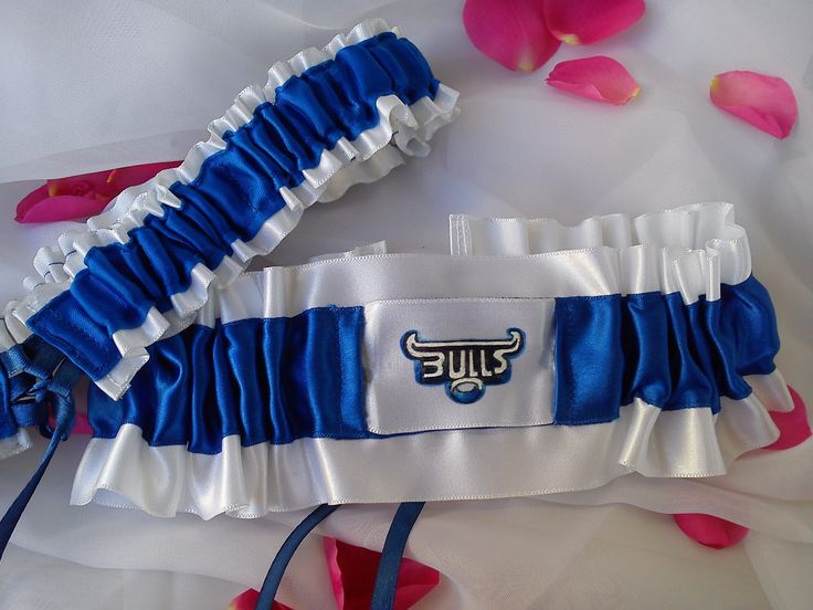 Rugby football Wedding Garters Blue Bulls, Stormers ect exclusivextras.wordpress.com