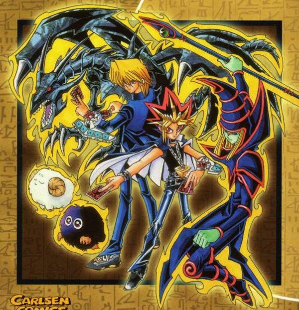 545 Best Yu Gi Oh Images On Pinterest