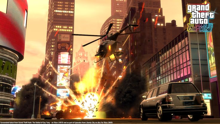 GTA IV Game Images