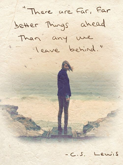 "Taylor Swift <3 ""There are far, far, better things ahead than any we leave behind."" -C.S. Lewis"