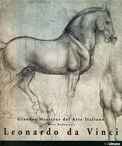 #Arte / Artistas #GrandesMaestros del arte Italiano. LEONARDO DA VINCI - Peter Hohenstatt #Ullmann