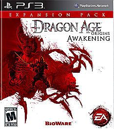 Dragon Age: Origins - Awakening (Expansion Pack)  - Sony Playstation 3 Game    eBay