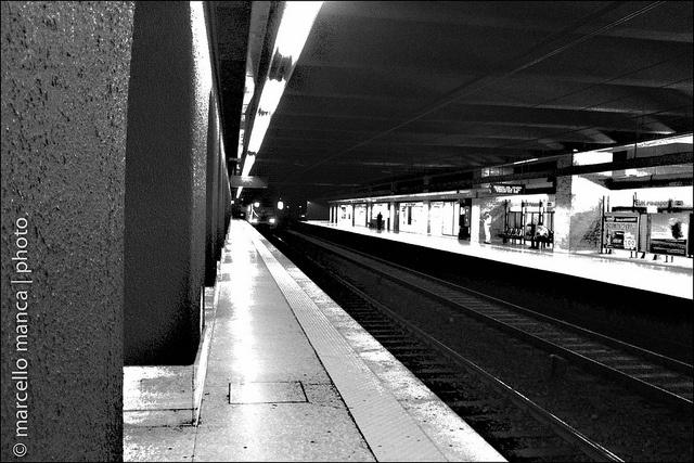 28 Rome Subway by marcello manca, via Flickr