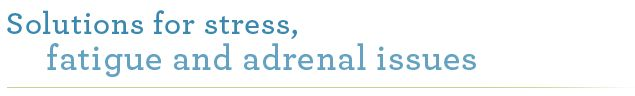 The adrenal glands - central to a woman's health