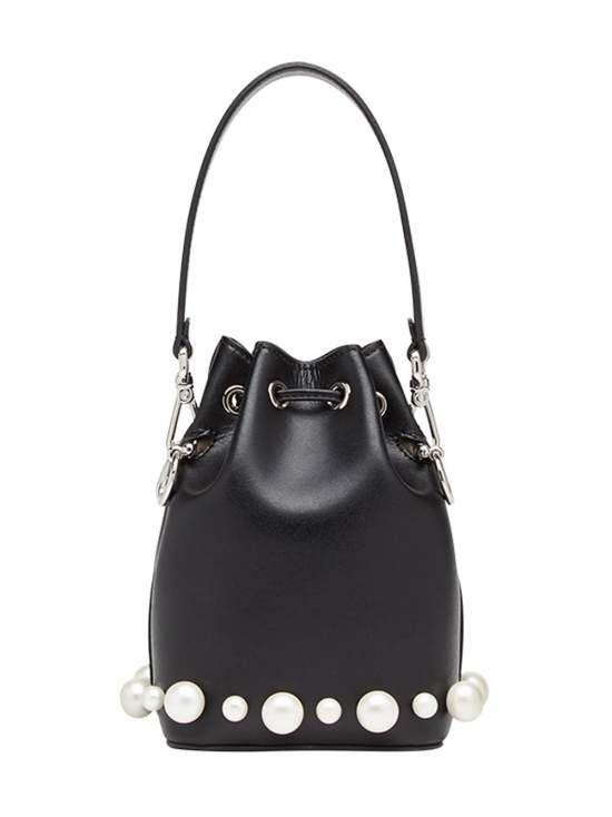 a5e1887baabf Fendi Mini Bucket Bag With Pearls  affiliate
