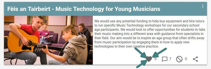 FYI: Fèis an Tairbeirt – Music Technology for Young Musicians