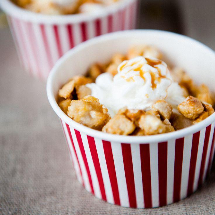 Frozen Joghurt selber machen ist gar nicht schwer. Mit dem Rezept der Küchenchaotin gelingt euch ein leckerer selbst gemachter Frozen Joghurt!