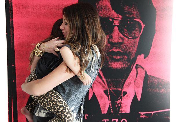 Jennifer Fisher wearing her signature jewels  http://www.theglow.com/jennifer-fisher/?i#6