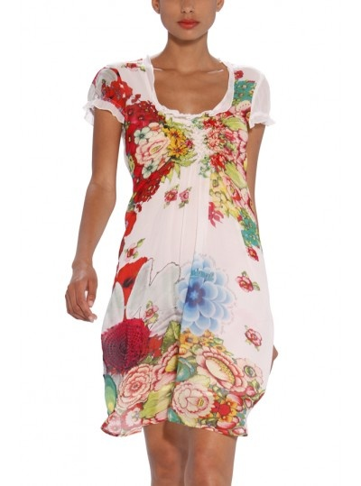 Buy Desigual clothing (Dresses, Tops, Sweaters, Coats, Shoes, Accessories) up to 60% off, Canada, USA. Ship worldwide.