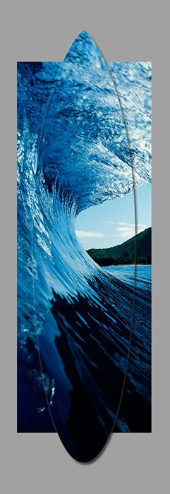 Custom Surfboard Sculpture  |   Fine Art  Photography   |    Aaron Chang