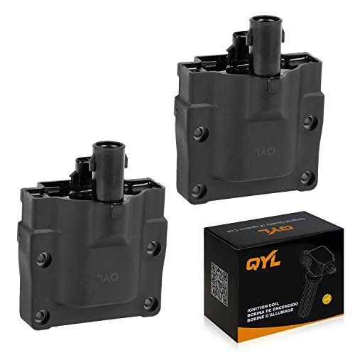 Introducing QYL Pack of 2 Ignition Coil for Lexus LS400 SC400 Toyota 4Runner Toyota MR2 Pickup T100 Camry 20L 22L 24L I4 30L V6 40L V8 UF72 5C1194. Get Your Car Parts Here and follow us for more updates!
