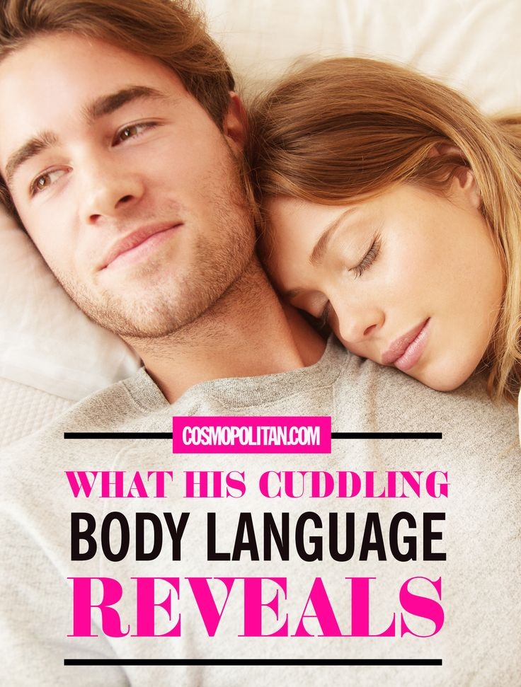 Cuddling Moves You Need to Try | COSMO Sex and ...