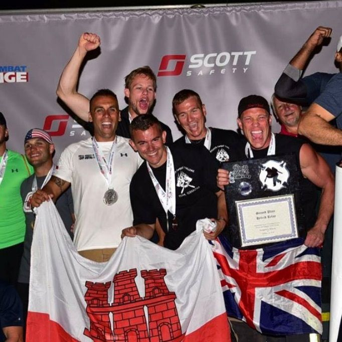 Gibraltar firefighters stun USA to win silver medal at World Firefighter Combat Challenge :http://www.gibraltarolivepress.com/2016/11/29/gibraltar-firefighters-stun-usa-to-win-silver-medal-at-world-firefighter-combat-challenge/
