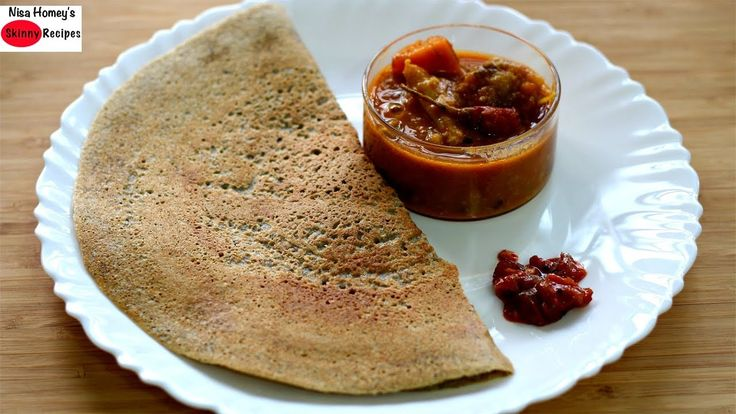 Bajra Dosa Recipe - Pearl Millet/Kambu Dosai - Healthy Indian Breakfast ...