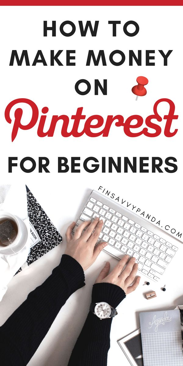 How To Make Money on Pinterest for Beginners – JennyLouise
