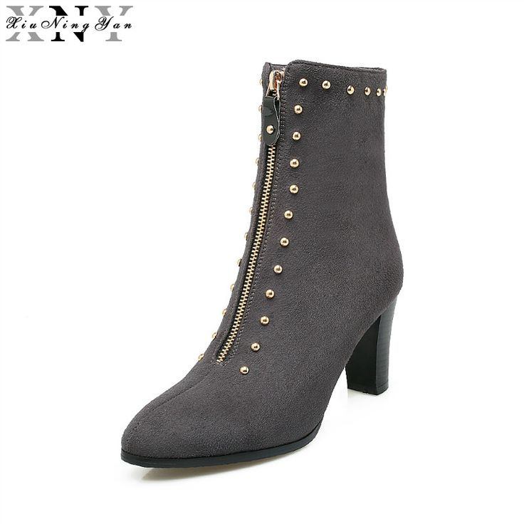New hiver Chaussures vache Suede Chaussures Femmes Bottes Talon cachées femme Chaussures Casual Wedges Bota feminina,noir,36