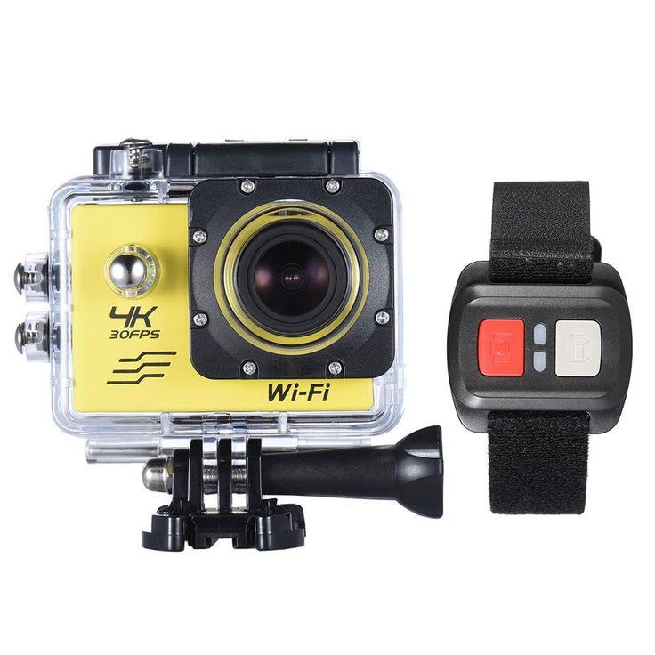 V3 Wifi 4K 30fps 1080P 60fps 16MP Sports Action Camera