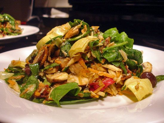 Healthy Recipe: I Heart Artichokes Salad With Tuna