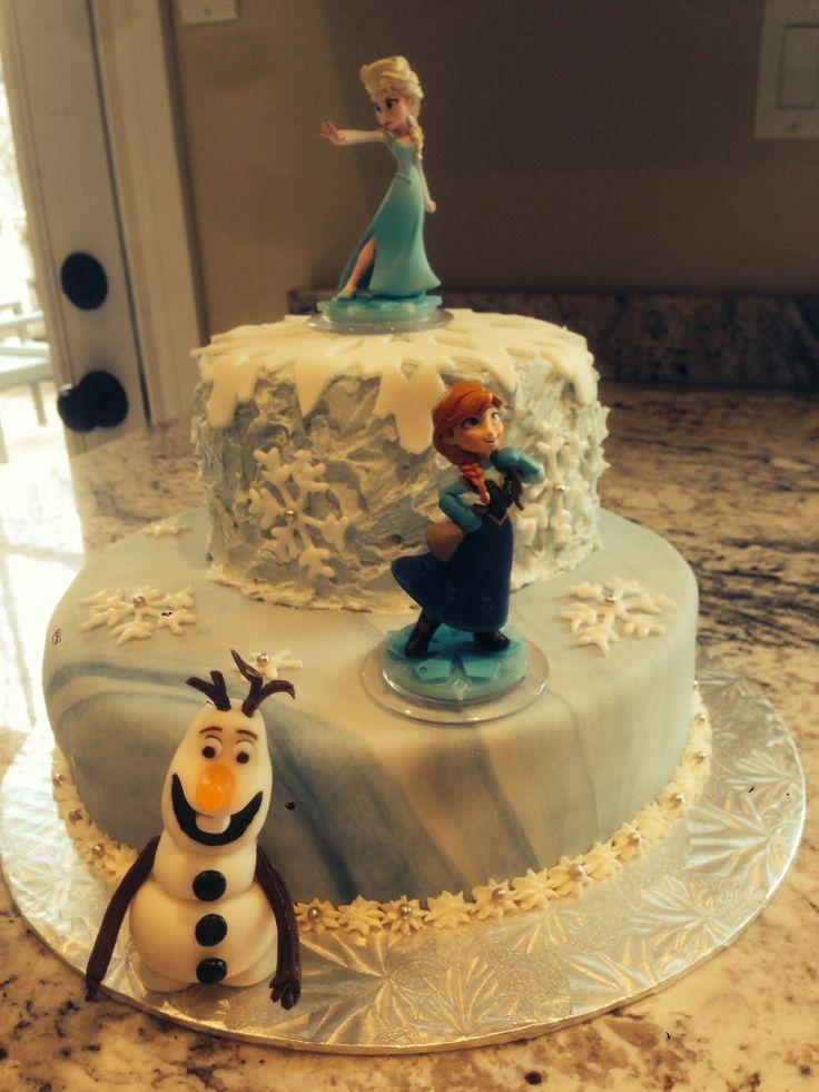 Karrington's frozen cake