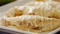 Making baked apple turnovers is a snap with these easy techniques.