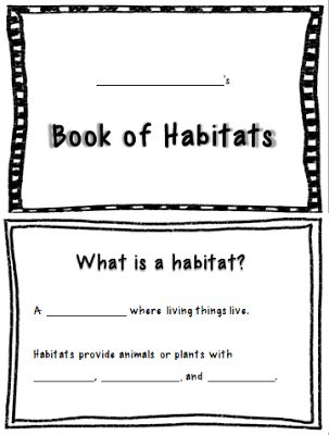 Compassionate Teacher: Habitats Mentor Text: Log Hotel and a FREEBIE