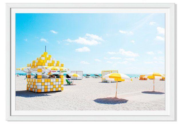 Natalie Obradovich, Lemon Yellow Stand