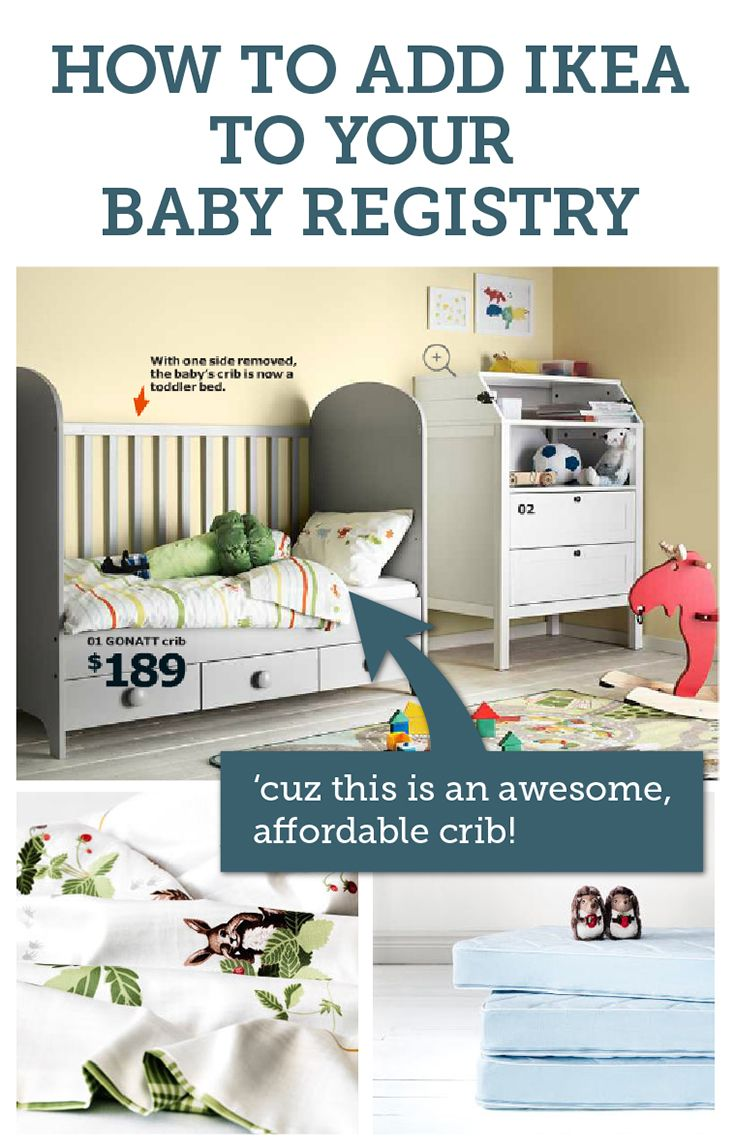 Because Ikea Makes Amazing Nursery Furniture Add Anything